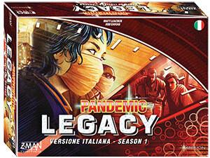 Pandemic - Legacy Season 1