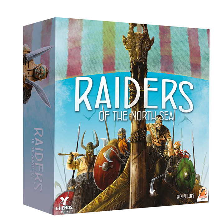 Raiders of the North Sea (ITA)