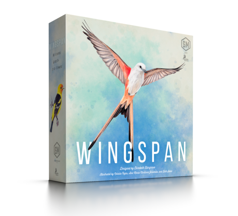 Wingspan 2nd ed.