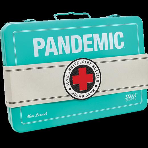 Pandemic - 10° Anniversario