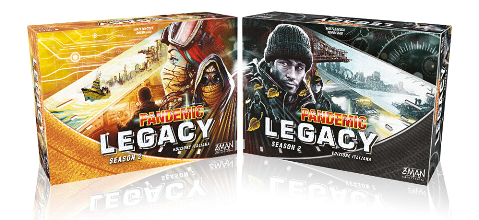 Pandemic - Legacy Season 2 ITA