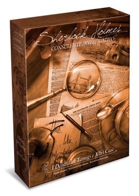 Sherlock Holmes - Consulente investigativo - I Delitti del Tamigi e altri Casi (nuova edizione)