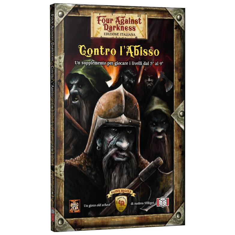 Four against Darkness - Contro l'Abisso
