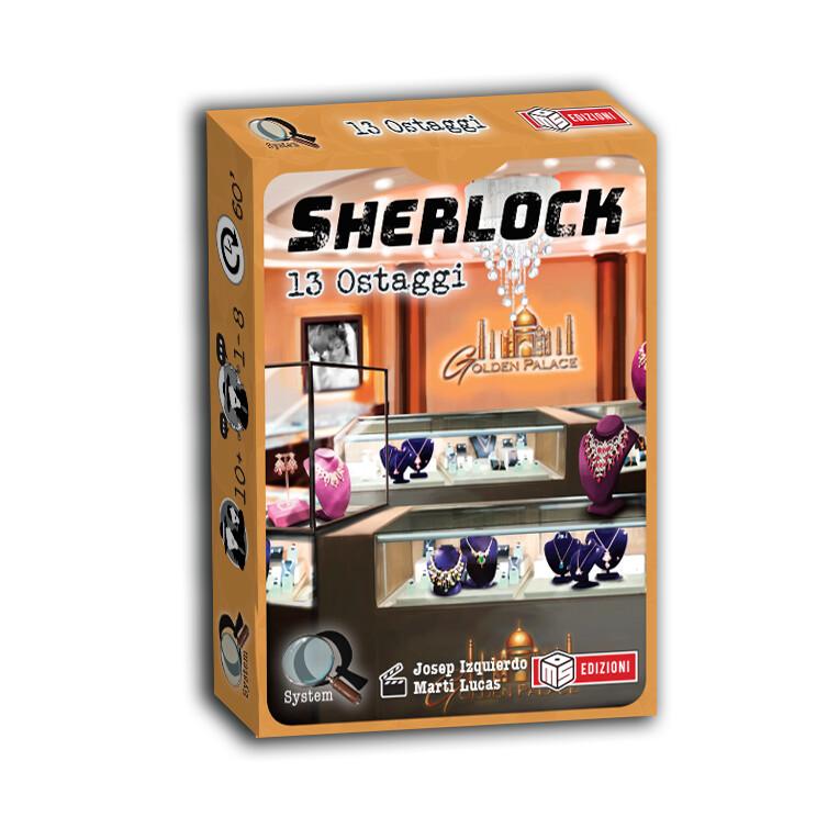 Sherlock: 13 Ostaggi