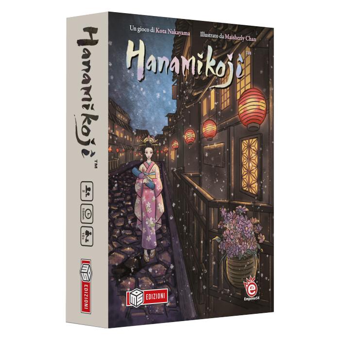 Hanamikoji Ed. Italiana