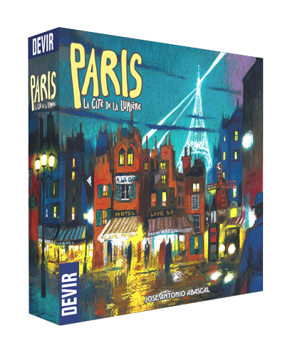 Paris - La cité de la lumiere