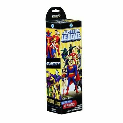 HeroClix: Justice League Unlimited Booster