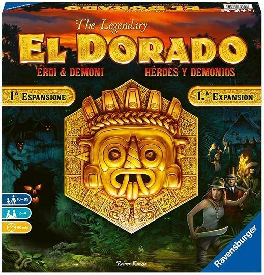 El Dorado - Eroi & Demoni