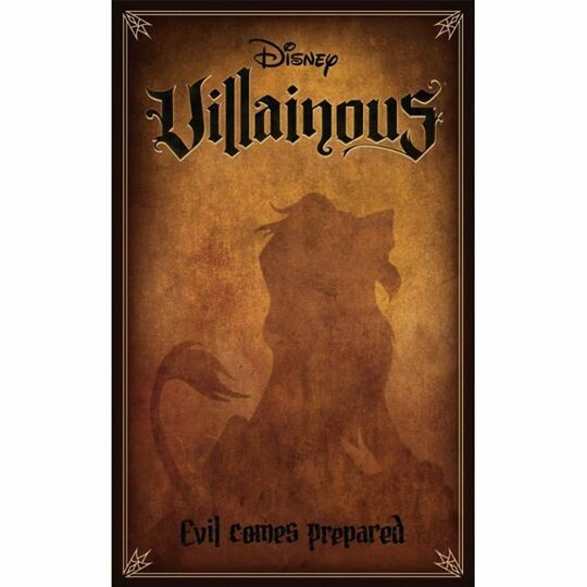 Villainous - Evil Comes Prepared