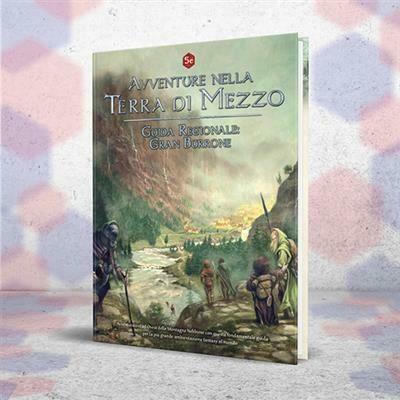 Guida Regionale: Gran Burrone - Avventure nella Terra di Mezzo 5 ed