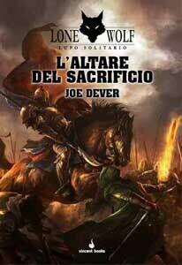Lupo Solitario 4 - L'Altare del sacrificio