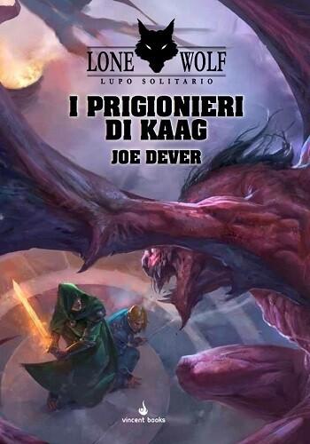 Lupo Solitario 14 - I Prigionieri di Kaag