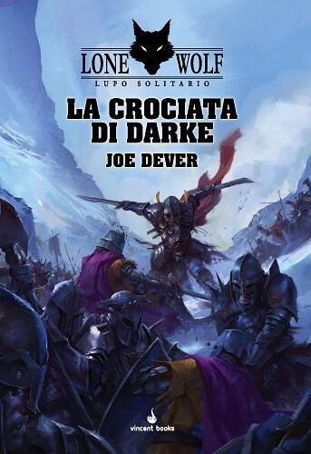 Lupo Solitario 15 - La Crociata di Darke