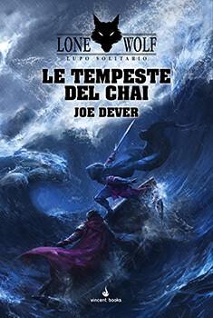 Lupo Solitario 29 - Le Tempeste del Chai