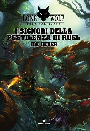 Lupo Solitario 13 - I Signori della Pestilenza di Ruel