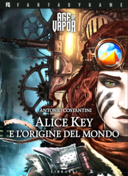 Age of Vapor - Alice Key e l'origine del mondo