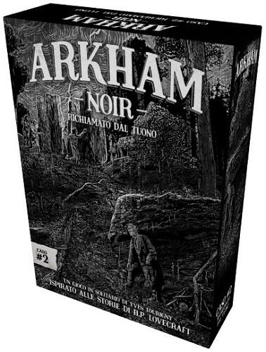 Arkham Noir - Caso 2 - Richiamato dal Tuono