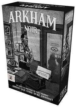 Arkham Noir - Caso 1 - Gli Omicidi del Culto della Strega