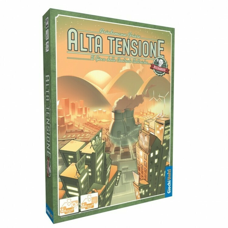 Alta tensione - Recharged