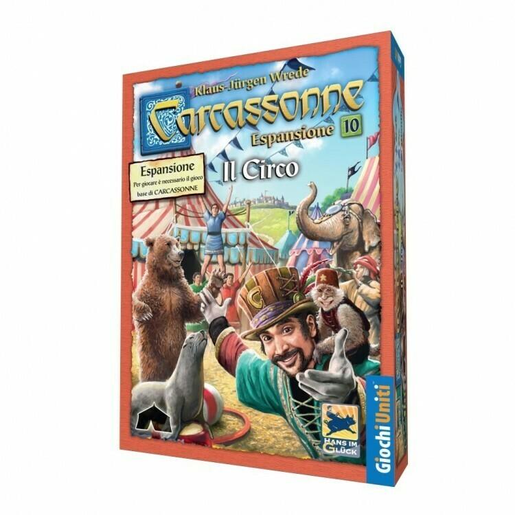 Carcassonne - Il Circo