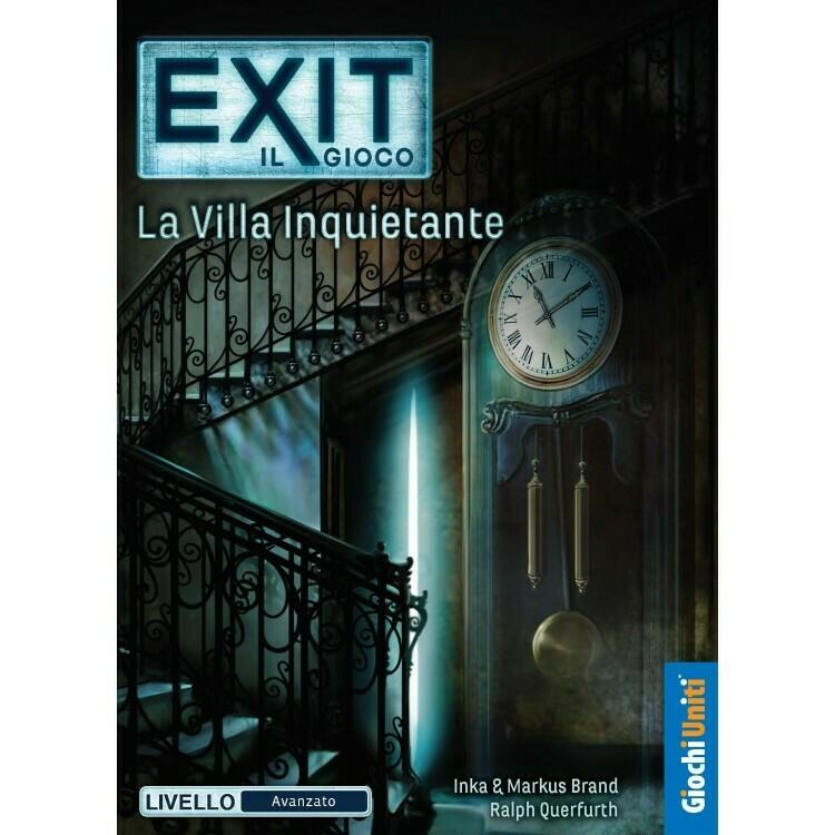 Exit - La Villa Inquietante