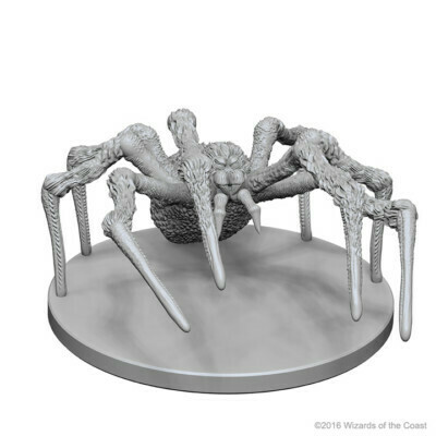 D&D Nolzur's Marvelous Miniatures - Spiders (3 Miniature)