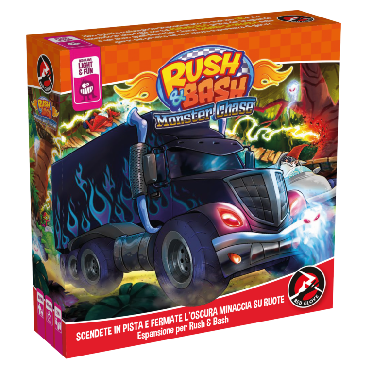Rush & Bash - Monster Chase
