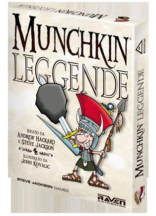 Munchkin - Leggende