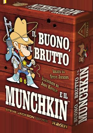 Il buono, il brutto e il Munchkin