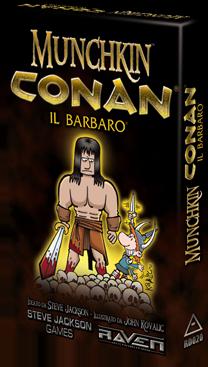 Munchkin - Conan il Barbaro