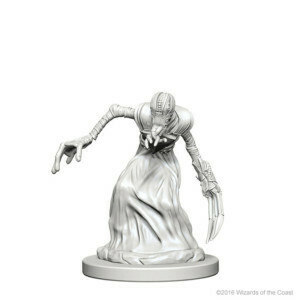 D&D Nolzur's Marvelous Miniatures - Mind Flayers (2 Miniature)