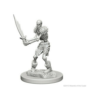D&D Nolzur's Marvelous Miniatures - Skeletons (2 Miniature)