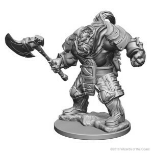 D&D Nolzur's Marvelous Miniatures - Orcs (2 Miniature)