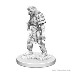 Pathfinder Nolzur's Marvelous Miniatures - Zombies (2 Miniature)