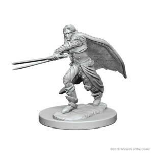D&D Nolzur's Marvelous Miniatures - Elf Male Ranger (2 Miniature)
