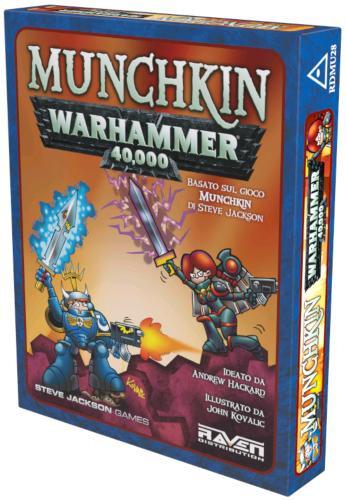 Munchkin - Warhammer 40.000