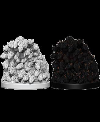 Deep Cuts Nolzur's Marvelous Miniatures - Swarm of Rats (2 Miniature)