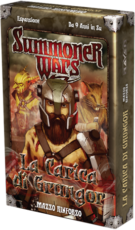 Summoner Wars - La Carica di Grungor