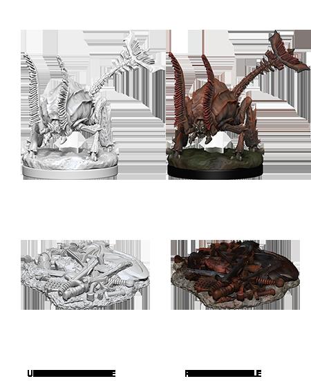D&D Nolzur's Marvelous Miniatures - Rust Monster