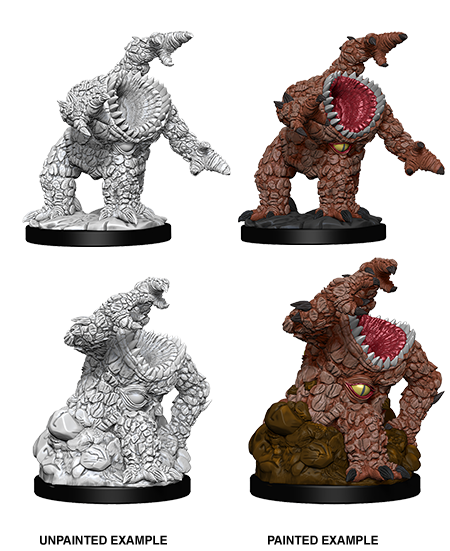 D&D Nolzur's Marvelous Miniatures - Xorn