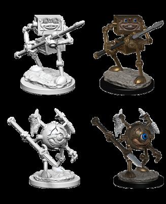 D&D Nolzur's Marvelous Miniatures - Monodrone / Duodrone  (2 Miniature)