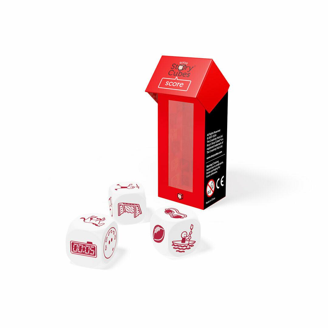 Story Cubes Mix Competizioni