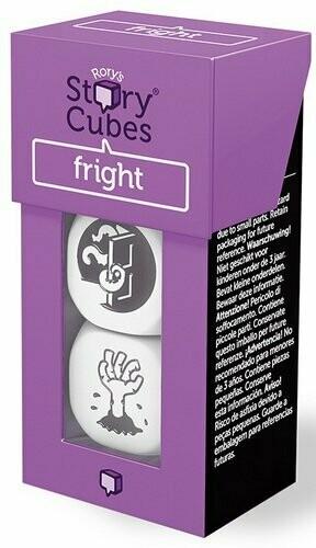 Story Cubes Paura