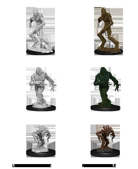 D&D Nolzur's Marvelous Miniatures - Blights (3 Miniature)