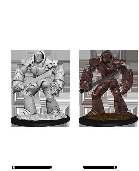 D&D Nolzur's Marvelous Miniatures - Iron Golem