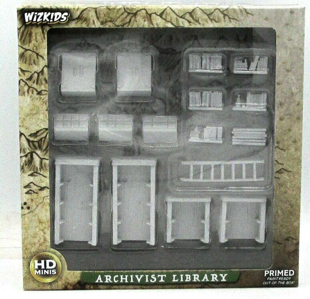 D&D Nolzur's Marvelous Miniatures - Archivist Library