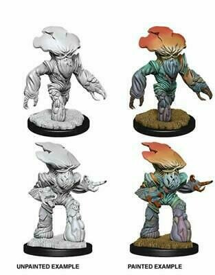 D&D Nolzur's Marvelous Miniatures - Myconic Adults  (2 Miniature)