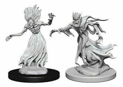 D&D Nolzur's Marvelous Miniatures - Wraith & Specter (2 Miniature)