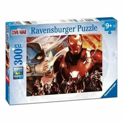 Puzzle Avengers Civil War 300p xxl