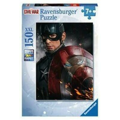 Puzzle Avengers Captain America 150p